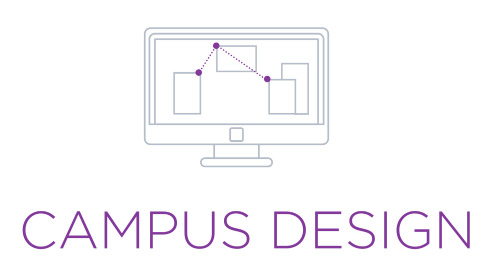 Campus design feature set-up: Part 4
