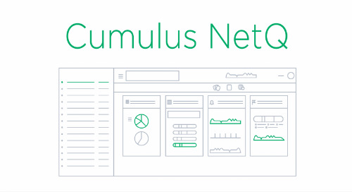 Blog post: Cumulus NetQ Reinvented