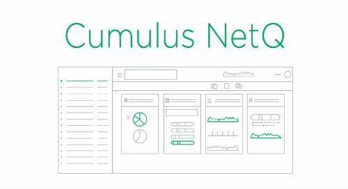 Blog post: Cumulus NetQ Reinvented