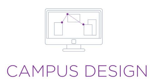 Campus design feature set-up: Part 2