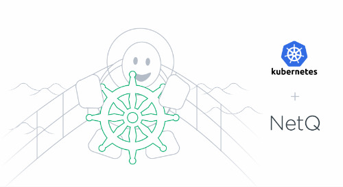 NetQ + Kubernetes: bringing container visibility with the leading container orchestrator