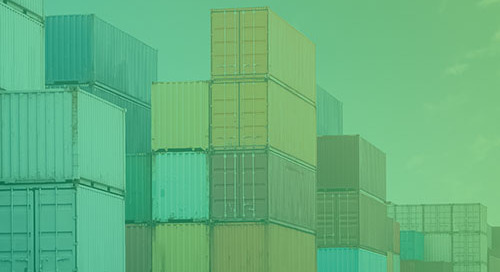 How to ensure containers are connected accurately and are fully visible in a microservices world
