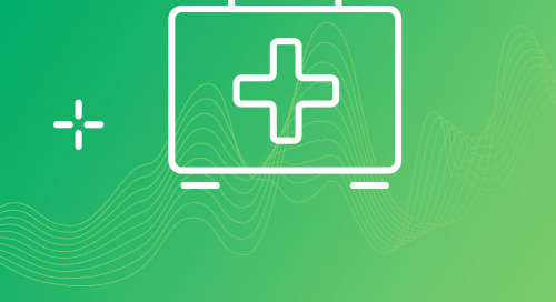 Web-scale networking for the healthcare industry
