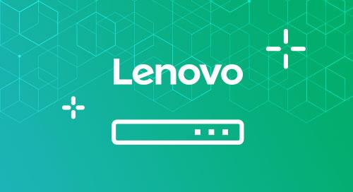 Lenovo Rackswitch NE100320 data sheet