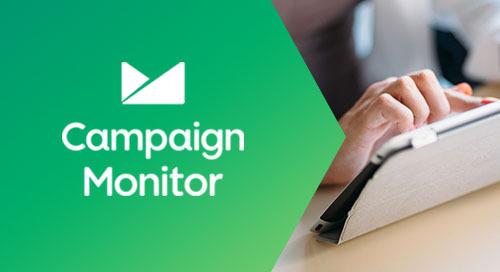 Campaign Monitor case study