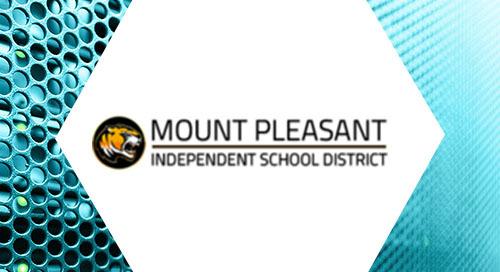 Mt. Pleasant Indy School District case study