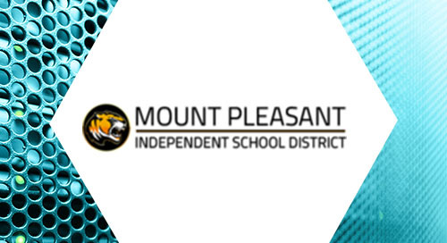 Mt. Pleasant Indy School District case study