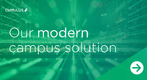Introducing Campus campus networking — drawing inspiration from the data center
