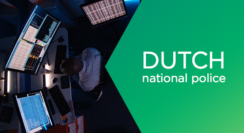Cumulus Networks helps Dutch National Police provide Officers with better 'real time' data in the fight against crime
