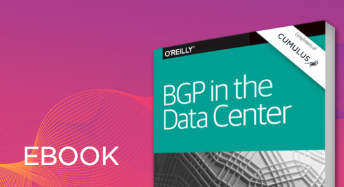 Definitive guide: BGP in the datacenter