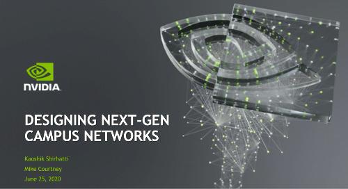 Webinar: Designing next gen campus networks