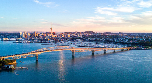 Kia ora, Auckland! – An AWS Region is coming to New Zealand