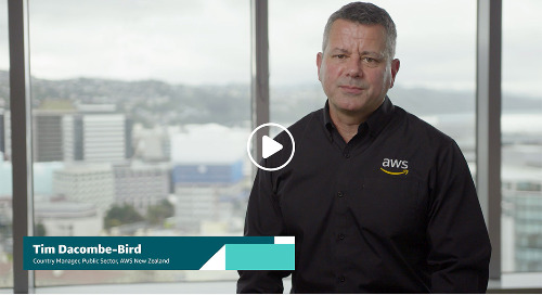 AWS Announce New Region in New Zealand