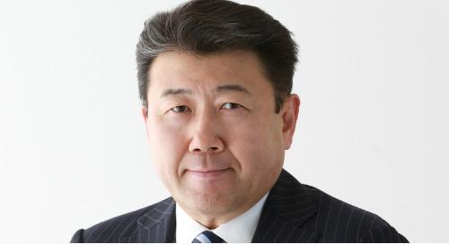 杉田 真氏が日本代表取締役社長に就任
