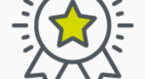 複数の評価項目でトップランクを獲得(ISR社のCROベンチマーク調査)