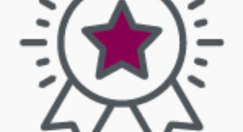 4年連続でトッププロバイダーの評価(ISR社フェーズ1品質ベンチマークレポート)