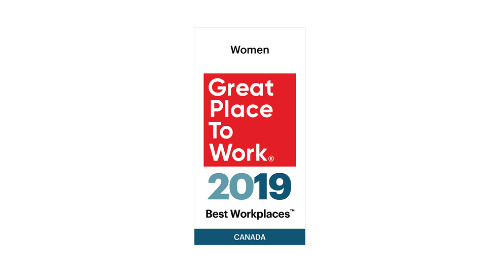 Security Compass Named to the 2019 List of Best Workplaces™ for Women