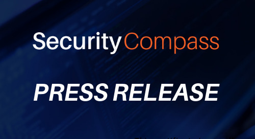 """Security Compass named """"Visionary Leader"""" for its Advisory Services by Global Research Firm"""