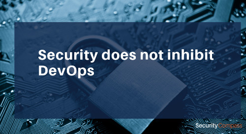 Security does not inhibit DevOps