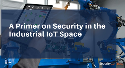 A Primer on Security in the Industrial IoT Space