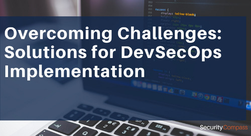 Overcoming Challenges: Solutions for DevSecOps Implementation