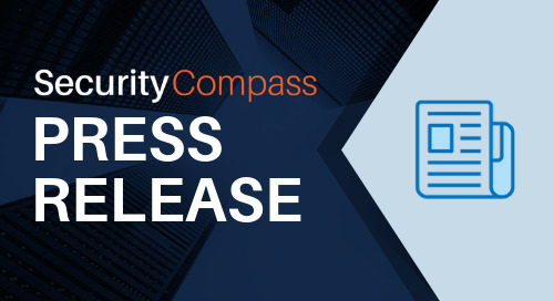 Security Compass Helped to Create and Now Supports the New PCI Software Security Standards with its Leading Policy-to-Execution Platform