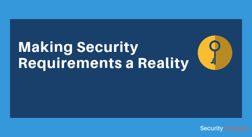Making Security Requirements a Reality