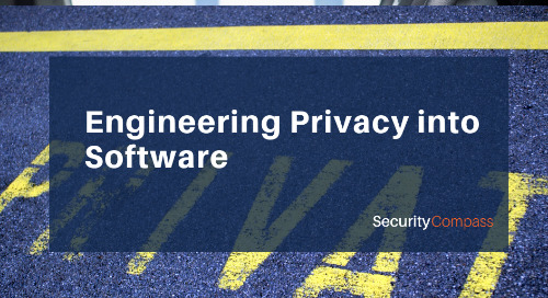 Engineering Privacy into Software