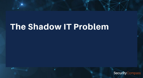 The Shadow IT Problem