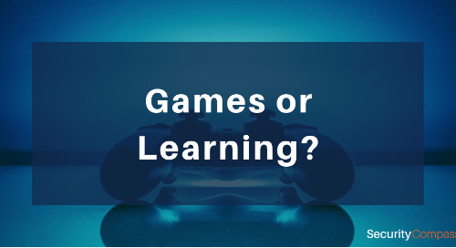 Games or Learning?