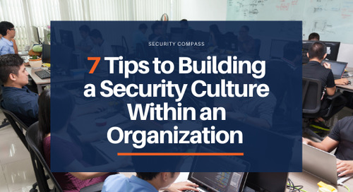 7 Tips to Building a Security Culture Within an Organization