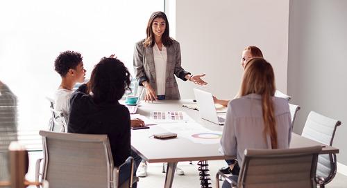 Empowering Women in the Workplace – A Work in Progress.