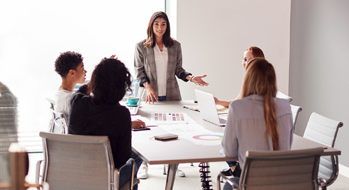 Empowering Women in the Workplace – A Work in Progress.