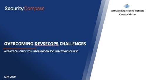 Overcoming DevSecOps Challenges