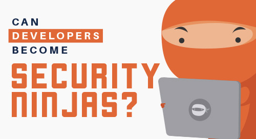 Can Developers Become Security Ninjas?