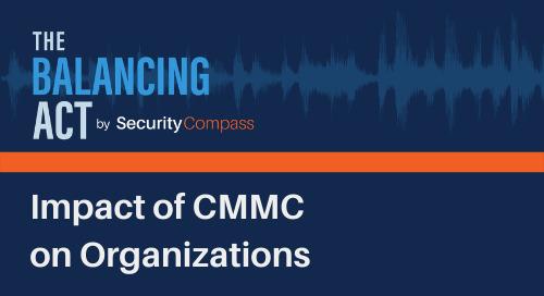 Impact of CMMC on Organizations