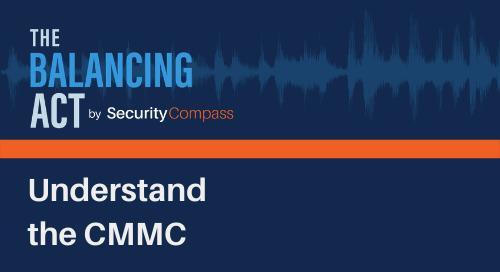 Understand the CMMC