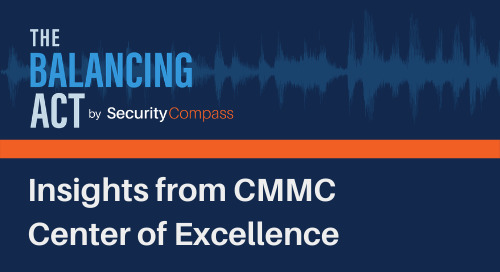 Insights from CMMC Center of Excellence
