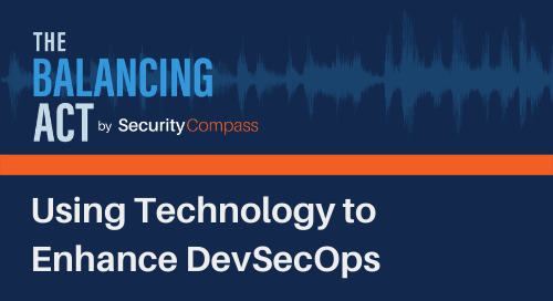 Using Technology to Enhance DevSecOps