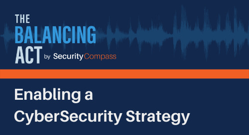 Enabling a CyberSecurity Strategy