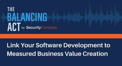 Link Your Software Development to Measured Business Value Creation