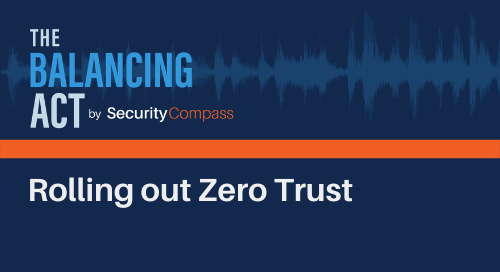 Rolling out Zero Trust