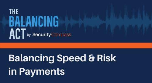 Balancing Speed & Risk in Payments