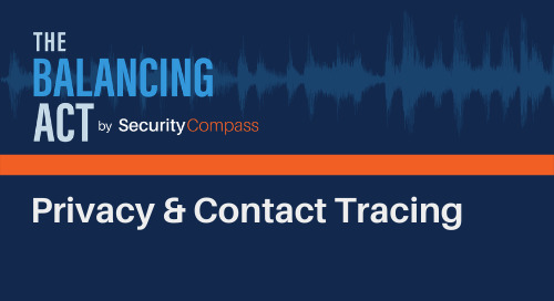 Privacy & Contact Tracing