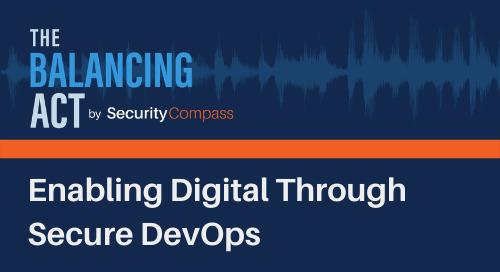 Enabling Digital Through Secure DevOps