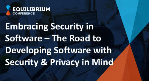 Embracing Security in Software