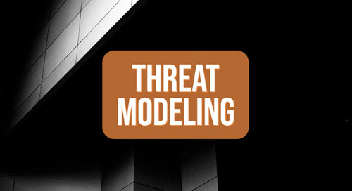 79% of organizations identify threat modeling as a top priority in 2021
