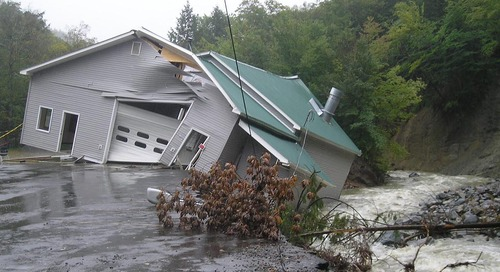 Project: Tropical Storm Irene Disaster Recovery Response