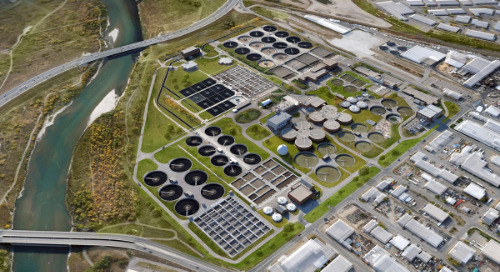 Stantec Wastewater Treatment Services