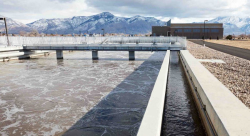 Project: Central Weber Wastewater Treatment Plant Upgrade